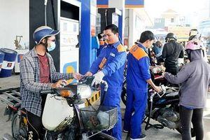 Giá xăng tăng hơn 1.000 đồng/lít