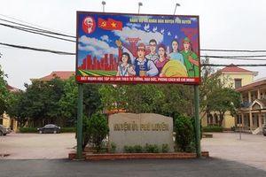 Huyện Phú Xuyên (Hà Nội): Nhiều hố 'lạ' xuất hiện tại trụ sở cơ quan
