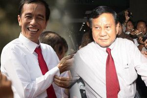 Bầu cử Indonesia: Đương kim tổng thống tạm thời dẫn trước