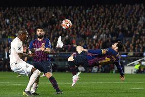 Barcelona đã tiễn M.U khỏi Champions League như thế nào?