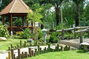 Những nguyên tắc thiết kế để có sân vườn đẹp