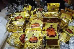 Công an Nghệ An thu giữ 700 kg chất nghi ma túy, bắt 3 nghi phạm phục vụ điều tra
