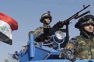 Cảnh sát Iraq được trang bị vũ khí tối tân hơn cả quân đội chính quy nhiều nước nên mạnh trên thế giới