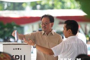 Những điểm đặc biệt trong cuộc bầu cử lớn nhất thế giới ở Indonesia