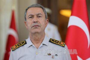 Bộ trưởng Quốc phòng Thổ Nhĩ Kỳ hội đàm 'rất xây dựng' với giới chức Mỹ