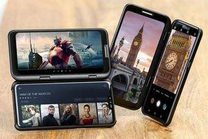 Smartphone chip S855, chống nước, 5 camera, kết nối mạng 5G