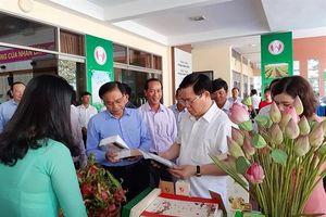 Phó Thủ tướng Vương Đình Huệ dự Diễn đàn về HTX nông nghiệp
