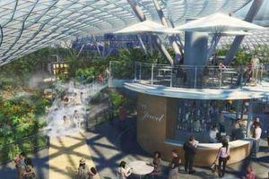 Singapore đưa vào vận hành tổ hợp giải trí sân bay lớn nhất