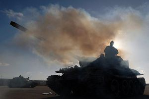 Chiến sự Lybia: Pháo kích nhắm vào thủ đô Tripoli khiến 27 người thương vong