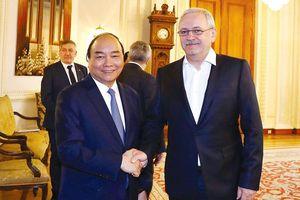 Đưa quan hệ Việt Nam - Romania tiếp tục phát triển, đi vào chiều sâu