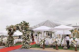 Lóa mắt với đám cưới khủng ở Hưng Yên có chi phí lên đến 2 tỷ đồng, mời cả ca sĩ Đan Trường về hát