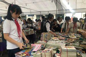 Hà Nội: Đưa ngày hội sách đến gần với sinh viên