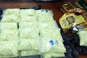 Thu giữ thêm 1 kg Ketamine và 1.000 viên ma túy tổng hợp