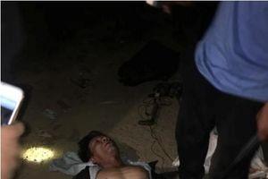 Quảng Nam: Người dân tóm gọn kẻ trộm chó trong đêm