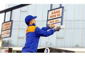 Giá xăng tiếp tục tăng mạnh từ 15h ngày 17/4
