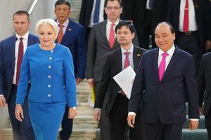 Việt Nam - Romania thống nhất nhiều nội dung quan trọng