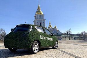 Ukraine: Uber lăn bánh xe điện ở Kiev với giá rẻ bất ngờ