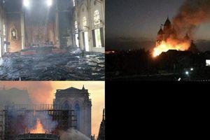 Điểm lại những vụ hỏa hoạn nhà thờ tại Việt Nam