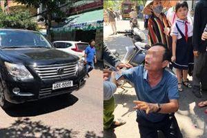 Công an Bình Định chưa thể cung cấp số liệu nồng độ cồn tài xế xe Lexus gây tai nạn?