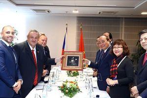 Mong muốn Hội hữu nghị Czech - Việt phối hợp chặt chẽ với Đại sứ quán Việt Nam tại Czech
