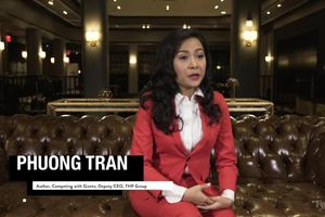 Trần Phương Uyên chia sẻ về doanh nghiệp và kinh doanh