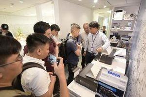 Epson sẽ đưa các giải pháp công nghệ robot vào thị trường Việt Nam