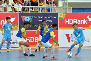 Video trực tiếp Quảng Nam vs Thái Sơn Bắc, giải Futsal VĐQG HDBank 2019