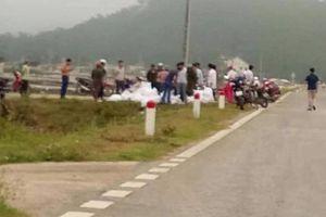 Lại thu giữ hơn 1 tấn nghi ma túy đá ở Nghệ An