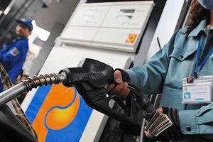 Giá xăng tăng thêm hơn 1.000 đồng mỗi lít