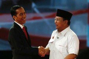 Kiểm phiếu sơ bộ bầu cử Indonesia: Đương kim Tổng thống đang dẫn đầu