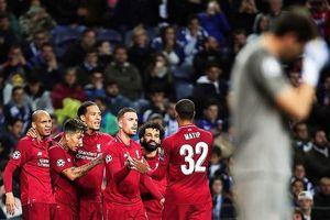 Dạo chơi ở Porto, Liverpool hẹn quyết đấu Barca tại bán kết