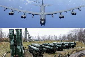 Oanh tạc cơ B-52H Mỹ đối đầu tên lửa phòng không S-400 Nga: Ai sẽ chiến thắng?