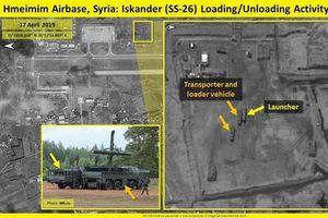 Vệ tinh Israel bất ngờ phát hiện vũ khí 'khủng' của Nga tại căn cứ Hmeimim