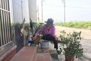 Tiền đã đóng cả năm, người dân Kim Chung vẫn 'khát' nước sạch