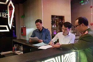 Xử lý nghiêm các quán karaoke hoạt động trái phép trên địa bàn