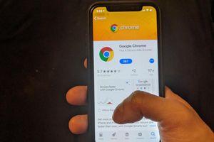 Người dùng iOS Mỹ được khuyến cáo gỡ trình duyệt Chrome ngay
