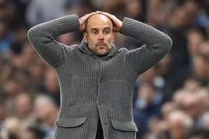 Ghi 4 bàn ở lượt về, Man City vẫn phải chia tay Champions League