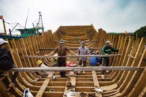 Tàu biển tiền tỷ 'made in' Quất Lâm