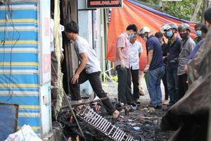 3 người chết cháy trong cửa hàng xe máy điện lúc rạng sáng