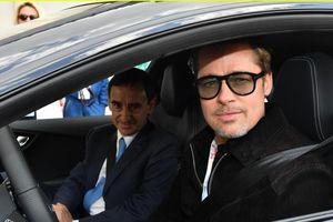 Brad Pitt làm tài xế, Johnny Depp bán bút bi trước khi nổi tiếng