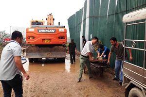 Rào tôn, chống lấn chiếm 6.000m2 đất công ở Đầm Hồng
