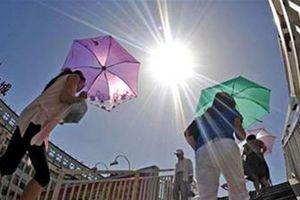 Thời tiết ngày 18.4: Bắc và Trung Bộ tăng nhiệt, nắng nóng diện rộng xuất hiện từ ngày mai
