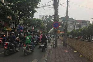 Hà Nội: Một phụ nữ tử vong bất thường cạnh chiếc xe máy