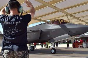 Lần đầu Mỹ đưa F-35 tới Trung Đông, đối mặt S-400?