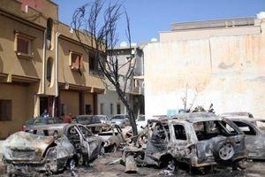 Hơn 200 người chết trong các cuộc giao tranh gần thủ đô của Libya