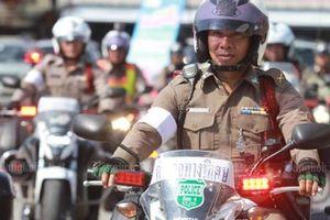 Thái-lan: Giảm tai nạn đường bộ trong Tết Songkran