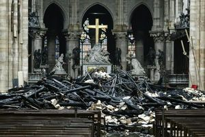 Phục dựng Nhà thờ Đức Bà Paris - nhiệm vụ đầy khó khăn