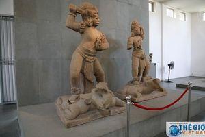 Bảo tàng Chăm: Điểm đến của du khách nước ngoài tại Đà Nẵng
