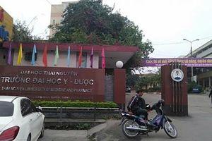 Cơ quan điều tra xác định Phó hiệu trưởng Nguyễn Tiến Dũng có dấu hiệu vi phạm pháp luật