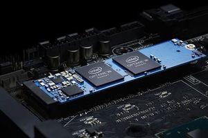 Ổ cứng SSD thế hệ mới của Intel giúp tăng tốc khởi động game nhanh hơn 60%